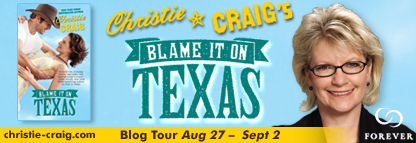 blame it on Texas blog tour